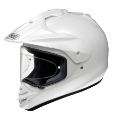 SHOEI Шлем HORNET-DS CANDY CRYSTAL WHITE