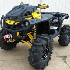 "Лифт кит 6"" Catvos для Can-Am (BRP) Outlander/ Renegade G2 (2012+)"