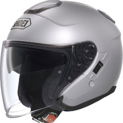 SHOEI Шлем J-CRUISE CANDY LIGHT SILVER