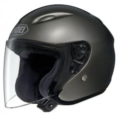SHOEI Шлем J-WING CANDY ANTHRACITE MET
