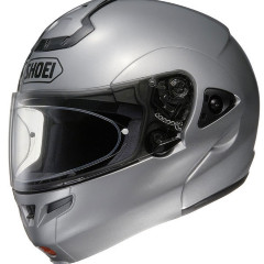 SHOEI Шлем MULTITEC CANDY LIGHT SILVER