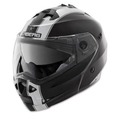CABERG Шлем DUKE legend black/white
