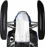 Полная защита SkiDoo Full Body Skid Plate для REV-XP и REV-XR (860200287, 860200203)