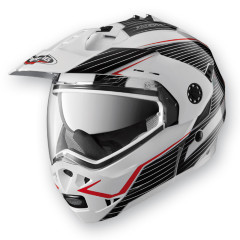 CABERG Шлем TOURMAX SONIC white/black