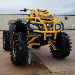"Лифт кит 4"" Catvos для Can-Am (BRP) Outlander/ Renegade G1 (2007-2012)"